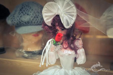 bride, desnudo, dummy, key, llave, maniquí, mannikin, mujer, naked, nobia, rosa, rose, woman