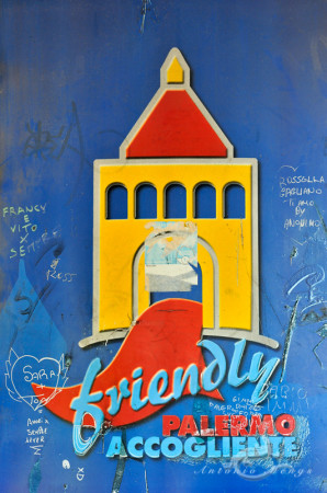 Palermo, Sicilia, Sicily, cartel afiche, poster