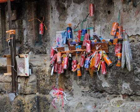 Palermo, Sicilia, Sicily, can, cocacola, lata, muro, wall