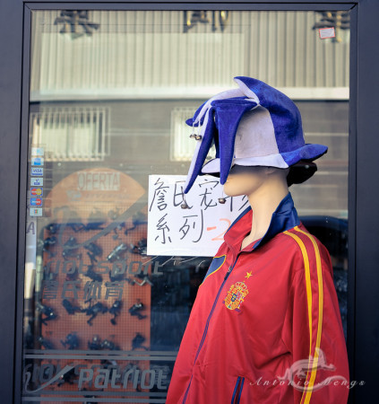 dummy, maniquí, mannikin, mankin, mannequin, hombre, man, window, ventana, zapato, shoe, gorro, hat