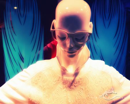 Madrid, maniquí, mankin, mannequin