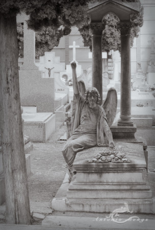 Cementerio, Madrid, cross, cruz, escultura, funeral, funeraria, sculpture, sepulcher, sepulcro, tomb, tumba, ángel