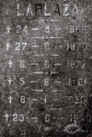 Madrid, cementerio, cemetery, inscripción, inscription, lápida, stone