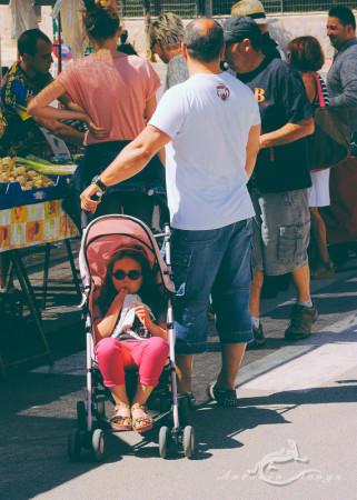Alacant, Alicante, Calpe, España, Spain, calle, child, market, mercado, niño, street