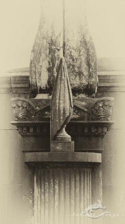 Lapa, Porto, Portugal, cementerio, cemetery, escultura, sculpture