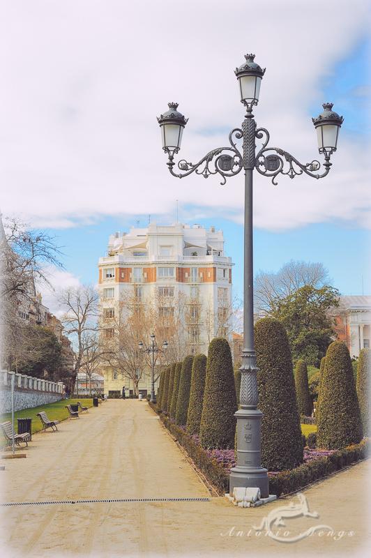 El Parterre (parque de El Retiro)